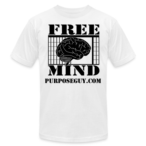 Free Mind - Men's  Jersey T-Shirt