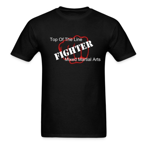 FIGHTER - Men's T-Shirt