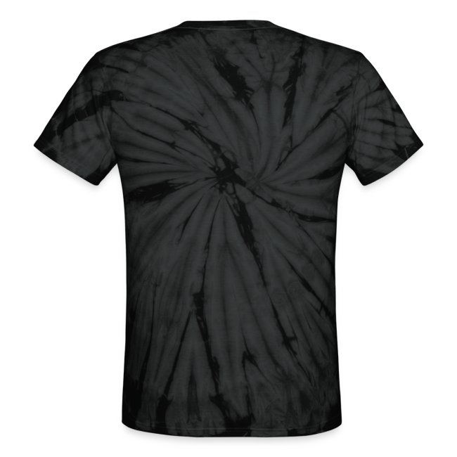 SOIBF 2010 Classic-cut tie dye t-shirt for both men and women