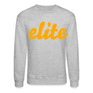 elite - Crewneck Sweatshirt