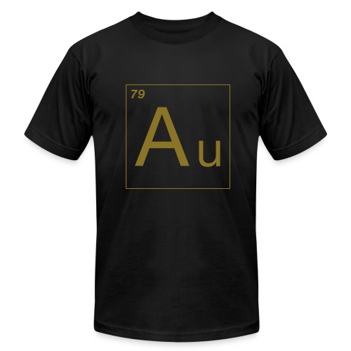 Gold Shirt - Men's Fine Jersey T-Shirt
