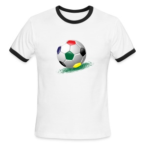 World Cup South Africa - Men's Ringer T-Shirt