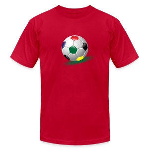 World Cup South Africa - Men's T-Shirt by American Apparel