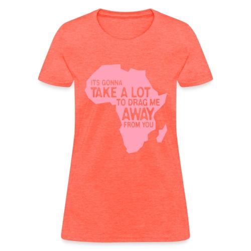 Aftrica Tee - Women's T-Shirt