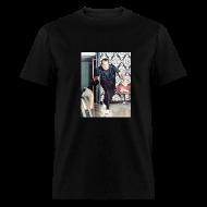 T-Shirts ~ Men's T-Shirt ~ Nixon Bowling Black T-Shirt