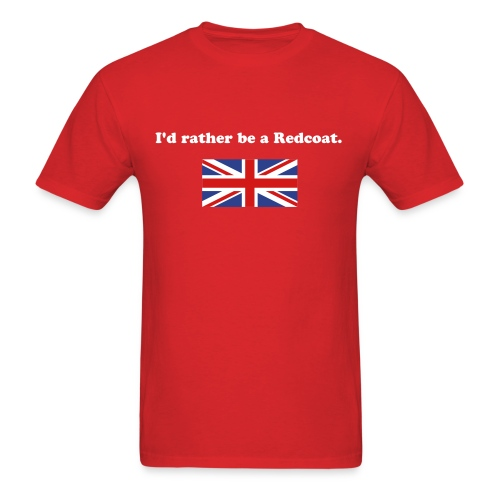 Redcoat - Men's T-Shirt