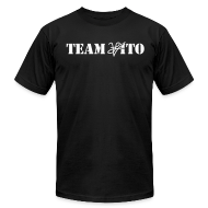 T-Shirts ~ Men's T-Shirt by American Apparel ~ Team LVito