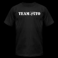 T-Shirts ~ Men's T-Shirt by American Apparel ~ Team LVito