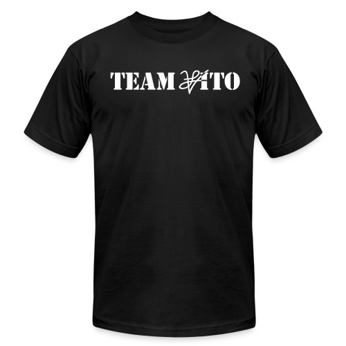 Team LVito - Men's T-Shirt by American Apparel