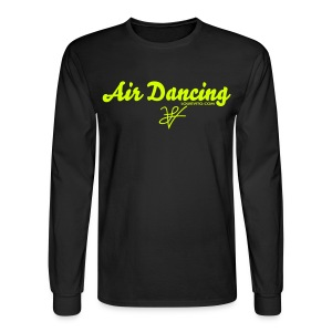 Mens Air Dancing Long Sleeve - Men's Long Sleeve T-Shirt