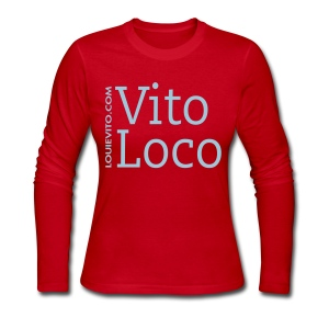 Women Vito Loco Long Sleeve - Women's Long Sleeve Jersey T-Shirt