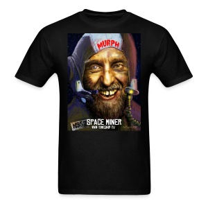 Space Miner - Men's T-Shirt