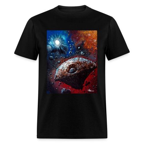 Here Lies Chronos - Men's T-Shirt
