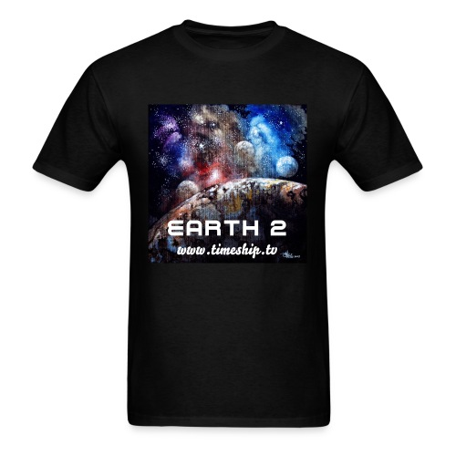 Earth 2 - Men's T-Shirt