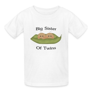 Sister Of Twins - Kids' T-Shirt
