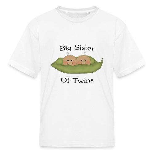 Sister Of Twins - Kids' T-Shirt