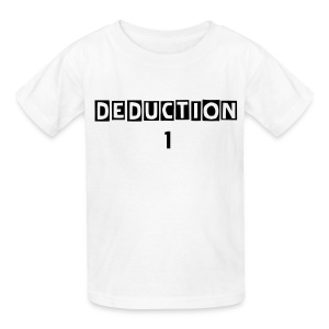 I'm deductable! - Kids' T-Shirt