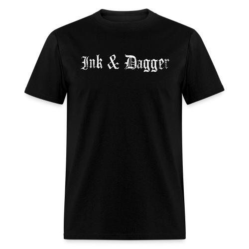 ink b00t temp - Men's T-Shirt