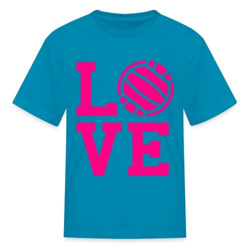 volleyball  - Kids' T-Shirt