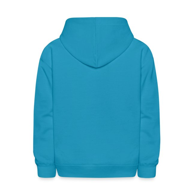 Kid's Hooded Sweatshirt