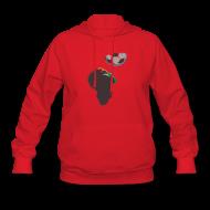 Hoodies ~ Women's Hoodie ~ 2010 World Cup South Africa hoodie