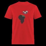 T-Shirts ~ Men's T-Shirt ~ 2010 World Cup South Africa t-shirt