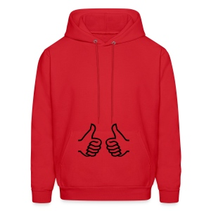 Thumbs up - Men's Hoodie