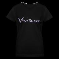 T-Shirts ~ Women's V-Neck T-Shirt ~ Women Vito Suave