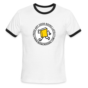 Read on the Road Tee - Men's Ringer T-Shirt
