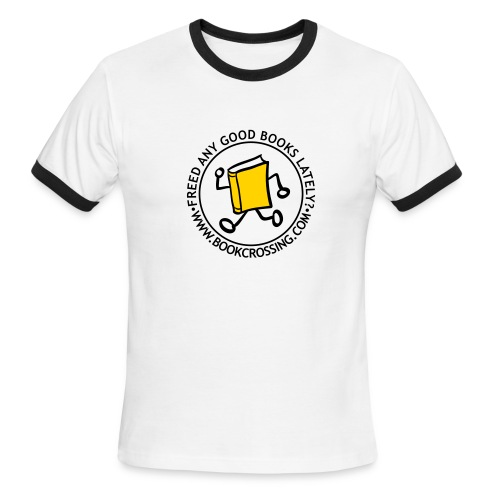 Read on the Road Tee - Men's Ringer T-Shirt