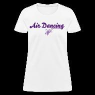 Women's T-Shirts ~ Women's T-Shirt ~ Women Vito Air Dancing Sleeve