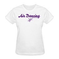 Women's T-Shirts ~ Women's T-Shirt ~ Women Vito Air Dancing Sleeve
