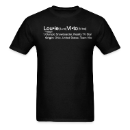 T-Shirts ~ Men's T-Shirt ~ Wikipedia-Who is Louie Vito!