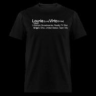 T-Shirts ~ Men's T-Shirt ~ Wikipedia-Who is Louie Vito!