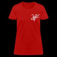 T-Shirts ~ Women's T-Shirt ~ Women Small LV Tee