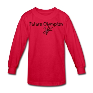 Kids Future  n Long Sleeve - Kids' Long Sleeve T-Shirt
