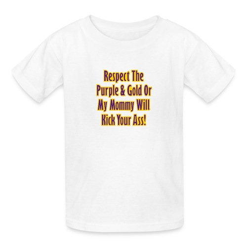 LSU mom - Kids' T-Shirt