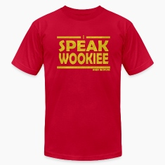 Brown wookie T-Shirts
