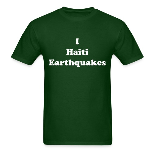 Save Haiti - Men's T-Shirt