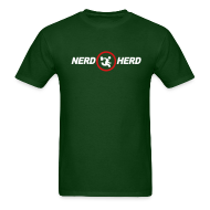 T-Shirts ~ Men's T-Shirt ~ NERD HERD