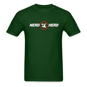 NERD HERD CHUCK T-Shirt - Men's T-Shirt
