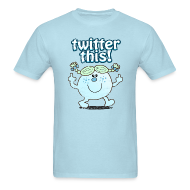 T-Shirts ~ Men's T-Shirt ~ TWITTER THIS!  T-Shirt