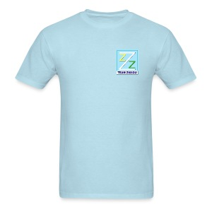 TEAM ZISSOU Costume - Life Aquatic Costumes - Men's T-Shirt