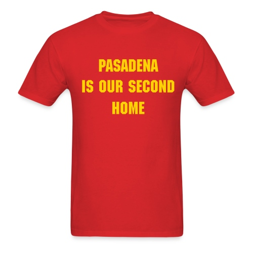Pasadena 2nd Home - Men's - Men's T-Shirt