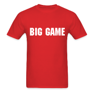 T-Shirts ~ Men's T-Shirt ~ Big Game - Men's