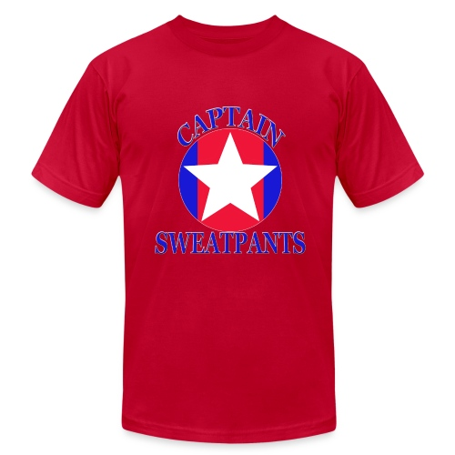 Captain Sweatpants - Men's Fine Jersey T-Shirt