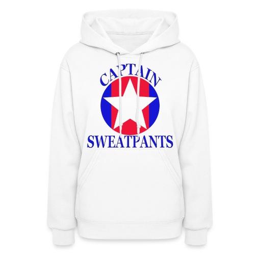 Captain Sweatpants - Women's Hoodie