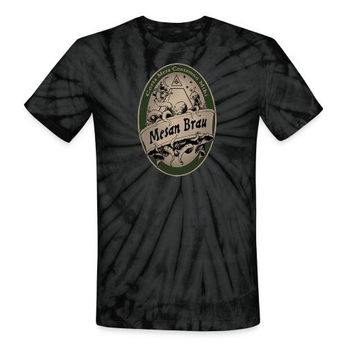 MesanBrauTieDye - Unisex Tie Dye T-Shirt