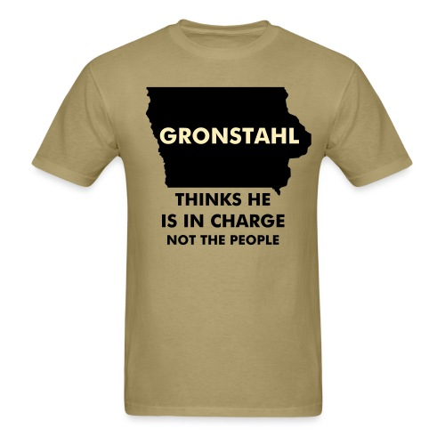 GRONSTAHL - Men's T-Shirt