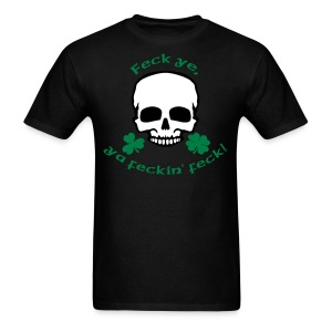 Irish Attitude - Men's T-Shirt